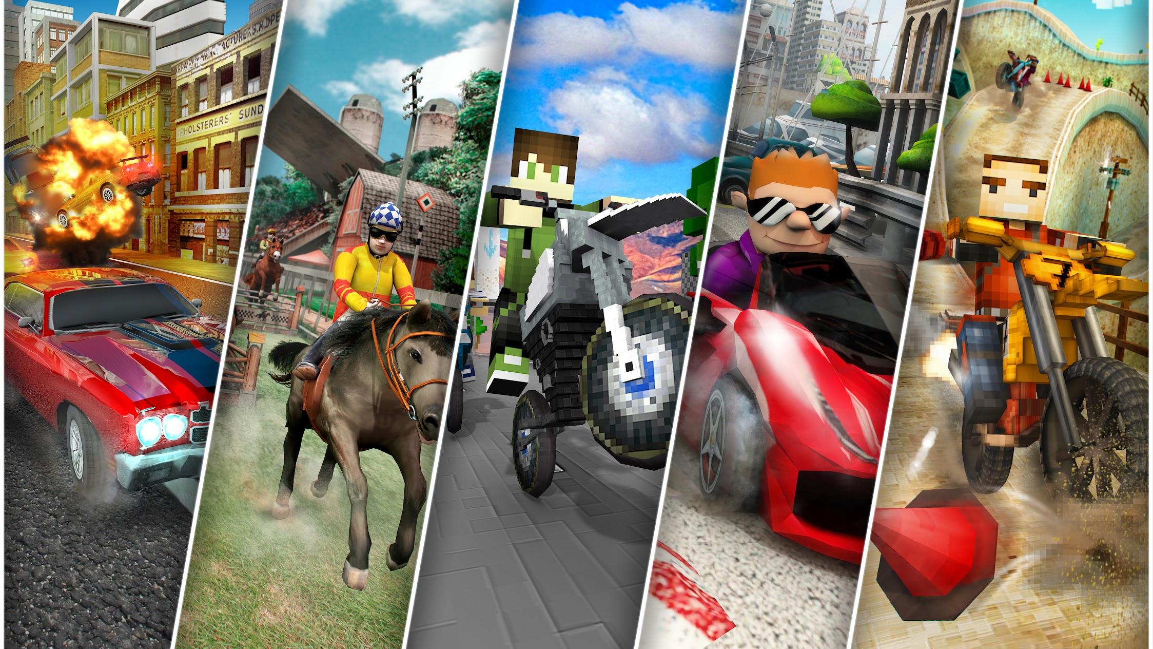 5,0★ Fernando Baro - Best Free Games