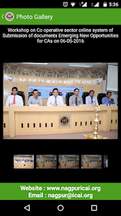 ICAI Nagpur- screenshot thumbnail