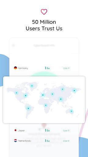CyberGuard VPN | Fast & Secure Free VPN - Proxy screenshot 1