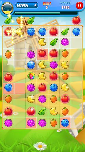 Fruits Garden: Match 3 Challenge 1.2 screenshots 8