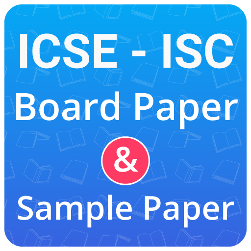 ICSE & ISC Sample Paper, Board Exam Paper