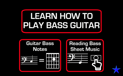 Learn to play Bass Guitar PRO Aplicaciones para Android screenshot