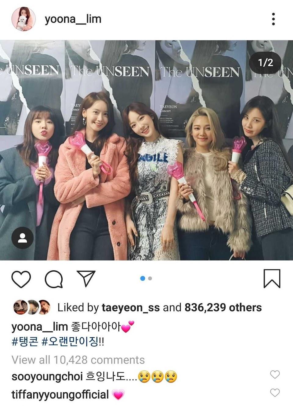 girls generation taeyeon concert 4