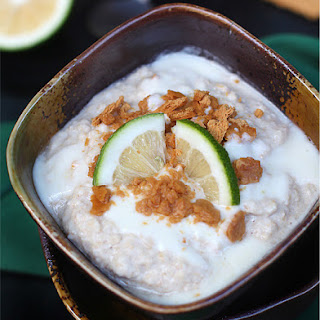 Key Lime Pie Oatmeal