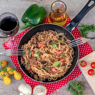 Tasty Make-Ahead Beef Pasta