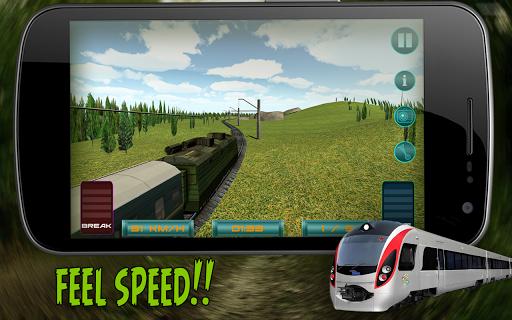 Train Drive Simulator 2015