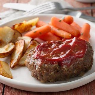 Grilled Meatloaf Dinner Foil Packets