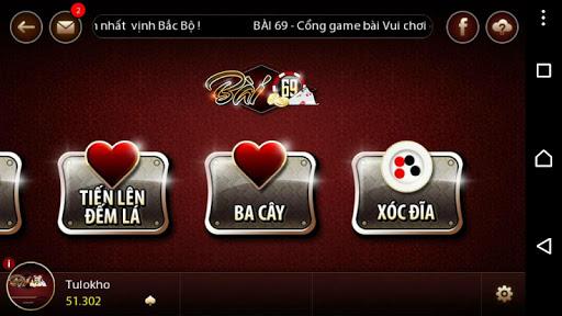 Game bai doi thuong bai 69 VIP