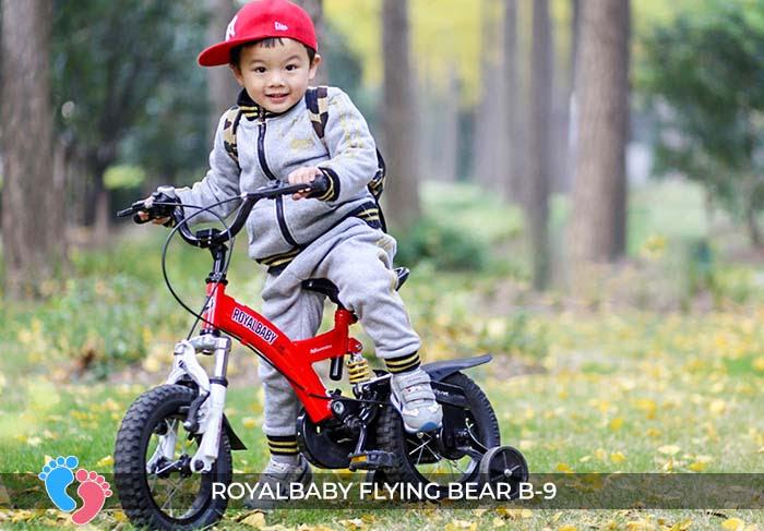 Xe đạp trẻ em Royal Baby Flying Bear b-9 14