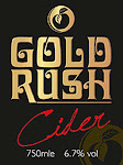 Logo for Gold Rush Cider