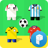 Soccer Stars Uniform Theme