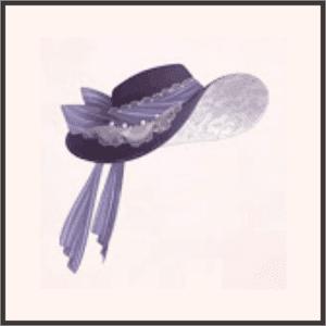 アイリスの礼帽