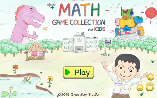 Math Game collection for Kids 2.1.0 screenshots 1