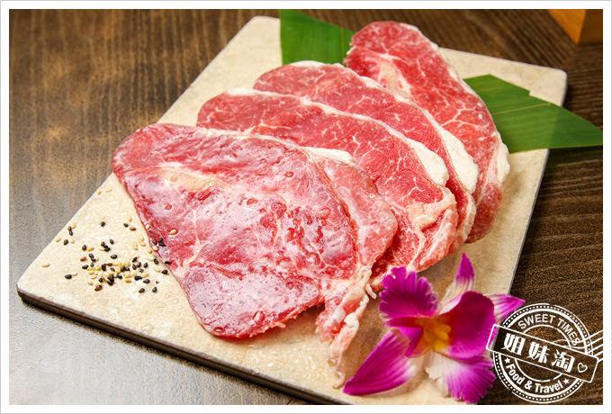 一九二八燒肉總鋪板腱牛