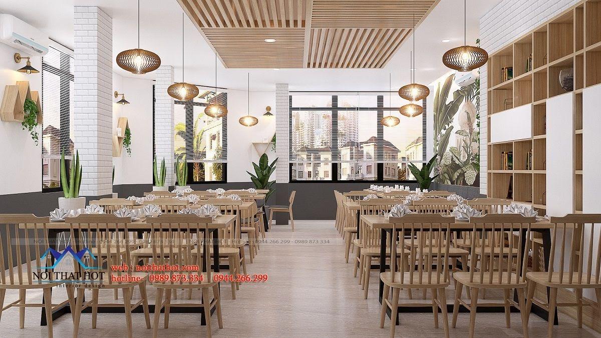 thiết kế nhà hàng trường giang 26