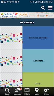 eventScribe - náhled