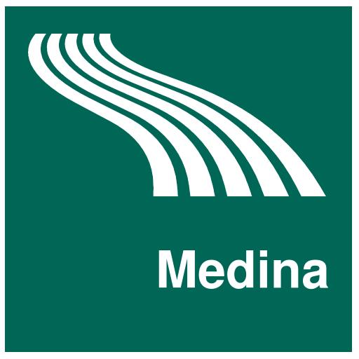 Medina Map offline