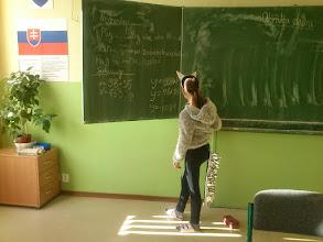 Photo: Zážitkové vyučovanie matematiky