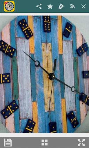 100 DIY Clock Ideas