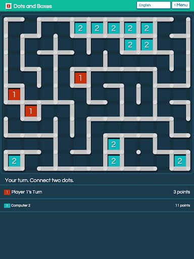 無料棋类游戏Appのドットとボックス|HotApp4Game