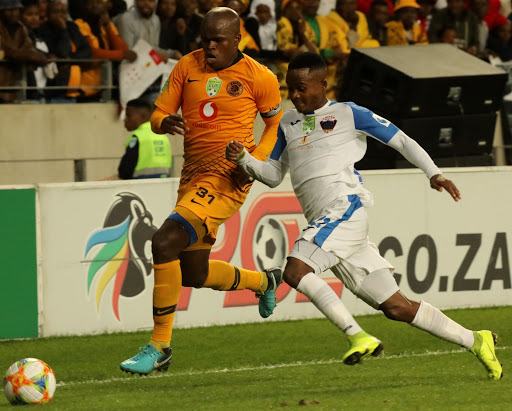 Clinton Larsen switches Chippa United's focus to saving PSL status