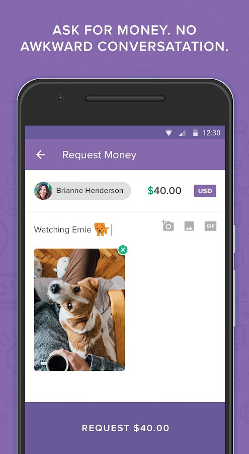 Circle Pay — Send money free- screenshot