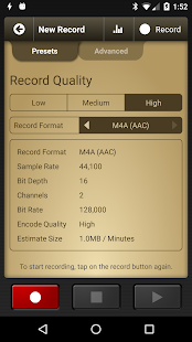 Voice Record Pro Screenshot