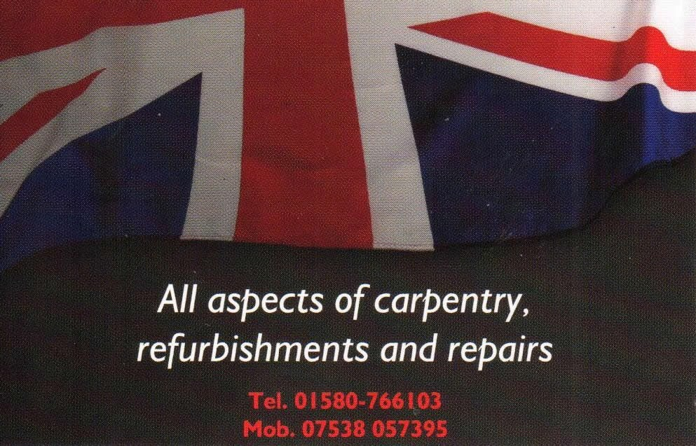 KD Carpentry Tenterden