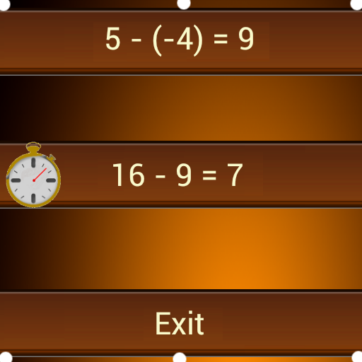 Addition and Subtraction app for Android