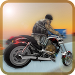 Extreme Trial Biker Icon