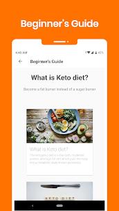 Keto Diet: Low Carb Keto Recipes & Keto Calculator 5