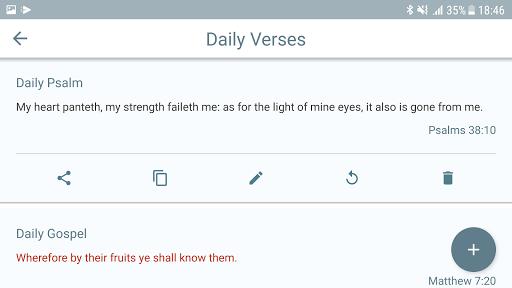 Bible KJV with Apocrypha, Enoch, Jasher, Jubilees 5.7.1 screenshots 10