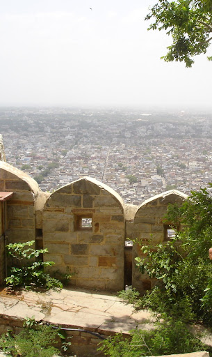 Jaigarh, the Fort That Never Fell