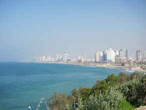 Photo: Tel Aviv from Jaffa