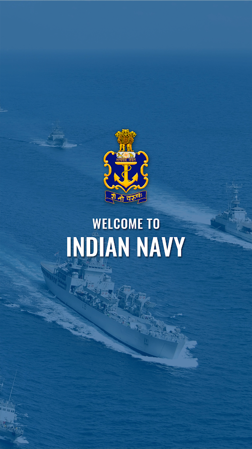Indian Navy- screenshot