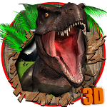 Dinosaur Fury - 3D Simulator Icon