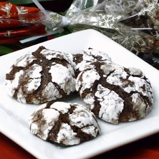 Chocolate Puff Cookies Recipes
