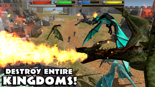 Ultimate Dragon Simulator [Mod Skils] 3