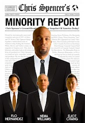 Chris Spencer: Minority Report