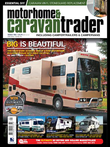 Motorhome Caravan Trader
