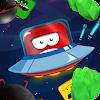 Square Goochys: Flappy Galaxy