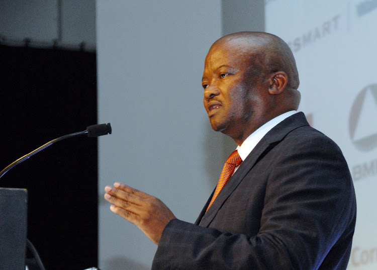 United Democratic Movement leader Bantu Holomisa. Picture: ARNOLD PRONTO