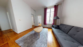 Appartement meublé 2 pièces 60,48 m2
