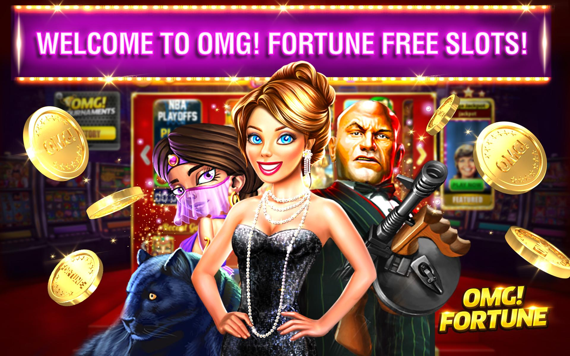OMG! Fortune Free Slots Casino screenshot #11