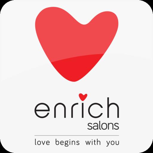 健康必備App|Enrich Salons LOGO-綠色工廠好玩App