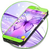 SMS Butterfly Theme