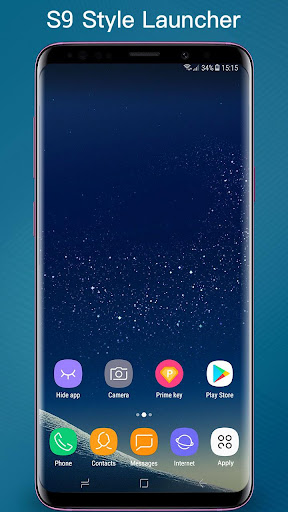 S Launcher - Galaxy S9 Launcher, S9/S8 theme, cool 6.0 gameplay | AndroidFC 1