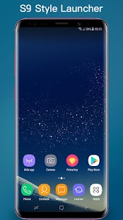 S Launcher - S10/S9/S8 Launcher, S10 theme, cool Screenshot