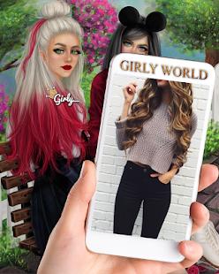 Girly World 2018 - náhled