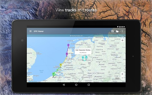 GPX Viewer – Tracks, Routes & Waypoints 10